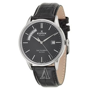 Edox Les Vauberts 83007-3-NIN Men's Watch , watches