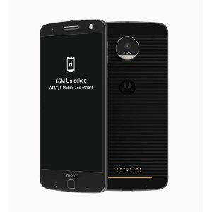 Moto Z - GSM Unlocked - Modular Android Smartphone