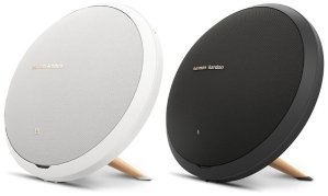 $99.99 Harman Kardon Onyx Studio 2 Wireless Portable Speaker Black/White Open-Box