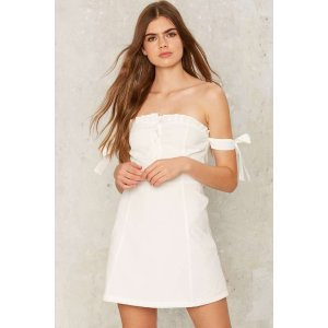 Becky Off-the-Shoulder Dress