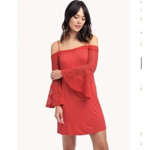 Annalia Lace Dress