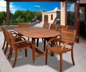 From $669 Select Outdoor Dining and Seating Sets @ Amazon