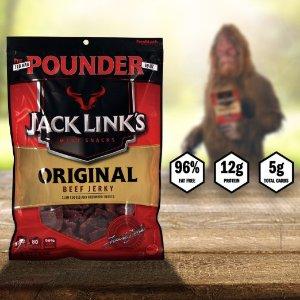 $12.33 Jack Link's Beef Jerky, Teriyaki, 16 Ounce