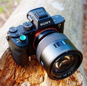 Sony Alpha a7R II 42MP Mirrorless Digital Camera (Body Only)