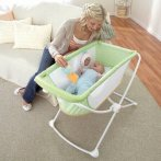 $48.88 Fisher-Price Rock 'n Play Portable Bassinet