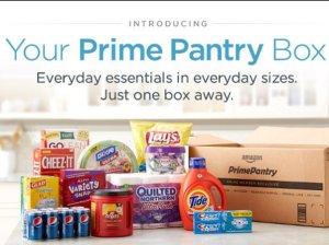 Free Shipping Prime Pantry
