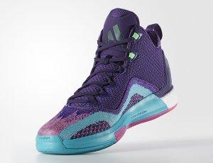 $57.99 adidas Performance Men's J Wall 2 Boost Primeknit Basketball Shoes