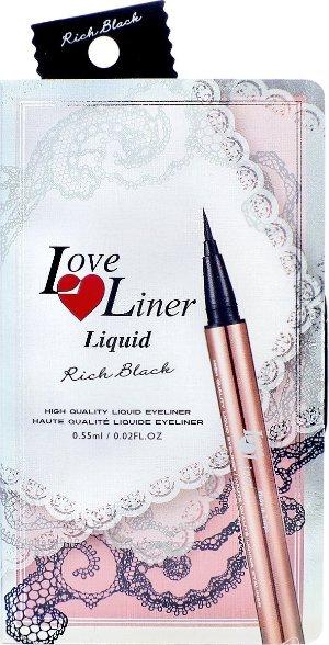 $20.53 MSH Love Liner Liquid Eyeliner Rich Black