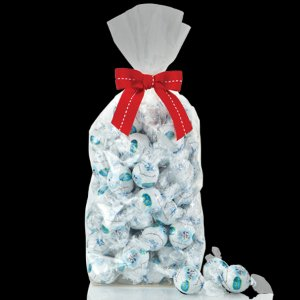 Snowman LINDOR Truffles 75-pc Gift Bag | Lindt Chocolate
