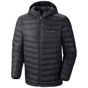 Columbia Platinum 860 Turbodown Hooded Jacket - Men's | Backcountry.com