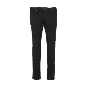 Girls Basic Super Skinny Jeans - Black Wash   The Children's Place