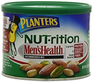 15% Off! Planters Nutrition Almond Peanut Pistachio, 10.25 oz. (Count of 3)