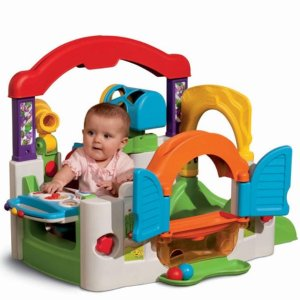$57.99 Little Tikes Activity Garden Baby Playset