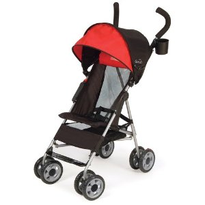 Kolcraft Cloud Umbrella Stroller, Scarlet Red - Walmart.com