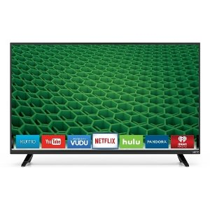 VIZIO 50 Inch LED Smart TV FHD HDTV + $150 Gift Card