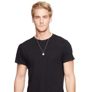 Up to 50% Off + Extra 15% Off Men's Short T-Shirts @ Ralph Lauren