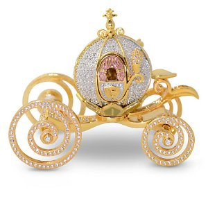 Cinderella Coach Figurine by Arribas - Jeweled | Disney Store