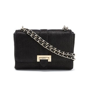 Aspinal of London Women's Lottie Bag - Black - Free UK Delivery over £50