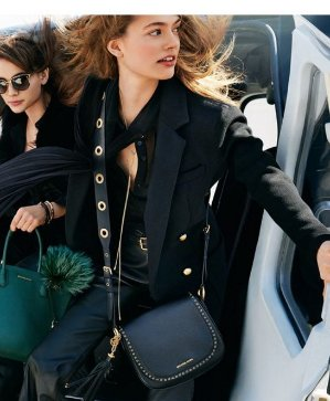 Up to 50% Off Select MICHAEL Michael Kors Handbags @ macys