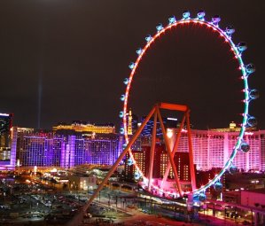 Free High Roller Book a Show and Get a Free Ride @ Vegas.com