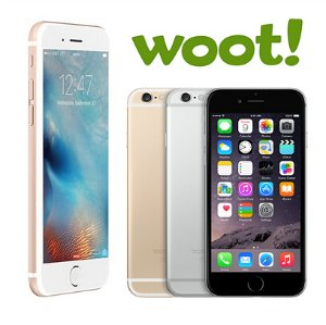 From $109.99refurbished iPhones @ woot!