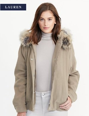 Extra 30% Off Coat and Jacket Sale @ Ralph Lauren