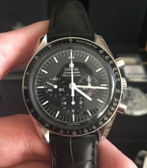 OMEGA Speedmaster Chronograph Men's Watch 3113342300101