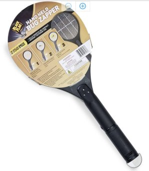 Black Flag Zapper Racket, Black