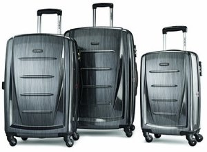 Up to Extra 50% Off+Free Shipping VIP Luggage Sale @ Samsonite