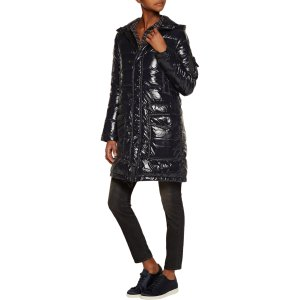 Corcira quilted shell down coat | Duvetica | US | THE OUTNET