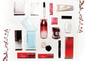 Extra 10% Off Shiseido Beauty @ unineed.com