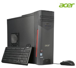 $749.99Acer Desktop Computer Aspire T AT3-715A-UR11 (i7, 8 GB, 1 TB, AMD Radeon RX 480)
