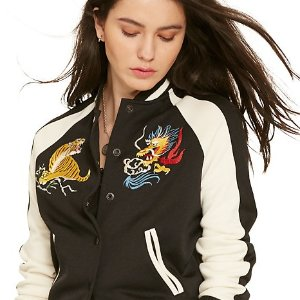 up to 70% off + Extra 11% Off Baseball and Bomber Jacket Sale @ Ralph Lauren