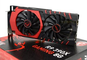 MSI Radeon R9 390X GAMING 8GB 512-Bit GDDR5 Video Card