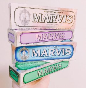 Up to 50% Off + Extra 10 % Off Marvis Toothpaste @ unineed.com
