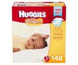 Huggies® Little Snugglers Diapers Economy Plus Pack