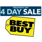 Presidents' Day 4 Day Sale