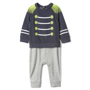 babyGap | Disney Baby Dumbo band leader double-layer one-piece | Gap