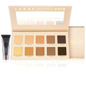 LORAC Unzipped Gold Palette - Free Shipping