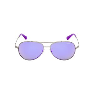 Vogue Eyewear VO3846S 55 Purple & Gunmetal Sunglasses | Sunglass Hut USA