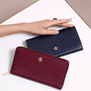 The Last Day! 30% Off with Wallets & Wristlets Orders $250+ and Free Shipping @ Tory Burch