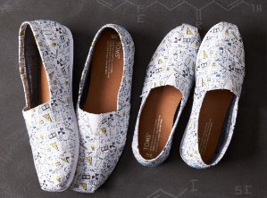 Free Shipping for Any Order @ TOMS