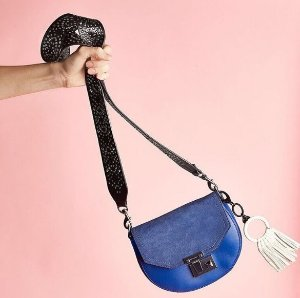 from $118 PARIS SADDLE BAG Sale @ Rebecca Minkoff