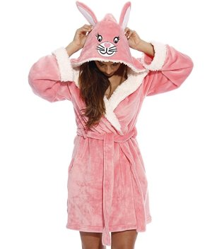 Lightning Deal Just Love Critter Robe