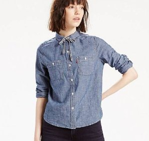 40% Off Mid-Season Women Tops Sale @ Levi's