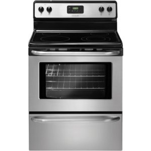 Frigidaire 30 Inch Freestanding Electric Range
