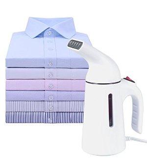 Garment Steamer, Portable Clothes Steamer, Handheld Fabric Steamer for Home, Dorm, Travel, 140 ml