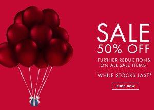 50% Off Sale Items @ Swarovski