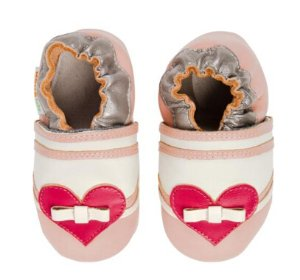 $11.99 + Free Shipping Momo Baby Infant/Toddler Soft Sole Leather Shoes @ Newegg