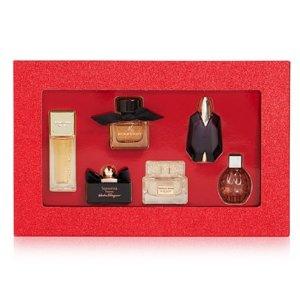 Macy's 6-Pc. Prestige Women's Fragrance Sampler Coffret Set